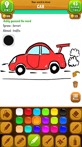 Draw N Guess Multiplayer 5.0.28 screenshots 8