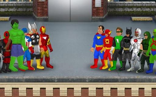 Super City (Superhero Sim) 1.212 screenshots 1