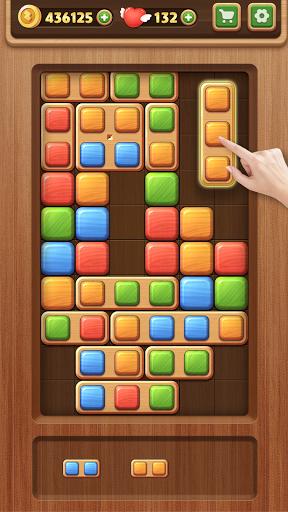 Color Wood Block Puzzle - Free Fun Drop Brain Game 1.4.6 screenshots 4