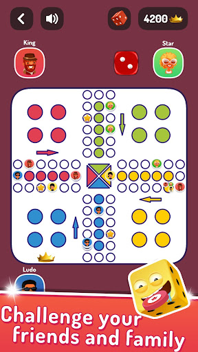 Ludo Parchis: Classic Parchisi Board Game 2.0.38 Screenshots 12