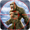 King Kong Hunting Games 2021 game apk icon