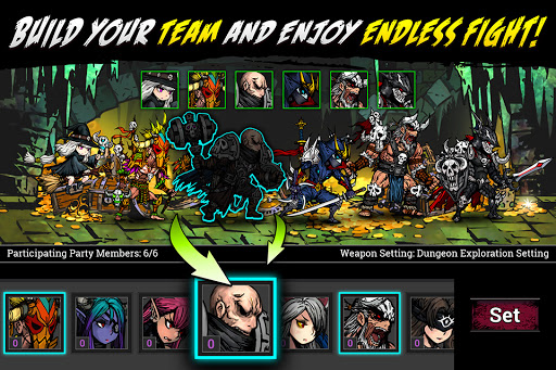 Idle Eternal Soul - Auto, Clicker, AFK, RPG modavailable screenshots 3