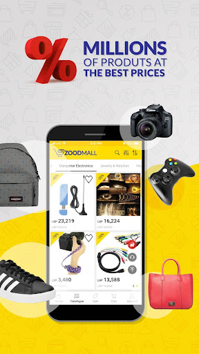 ZoodMall - Shop for Happiness 3.3.11 Screenshots 2