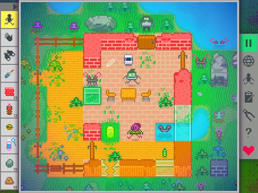 Code Triche Vilmonic - Évolution d'une Vie de Pixels APK MOD (Astuce) screenshots 4