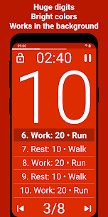 Tabata Timer: Interval Timer For Pc (Free Download – Windows 10/8/7 And Mac) 2