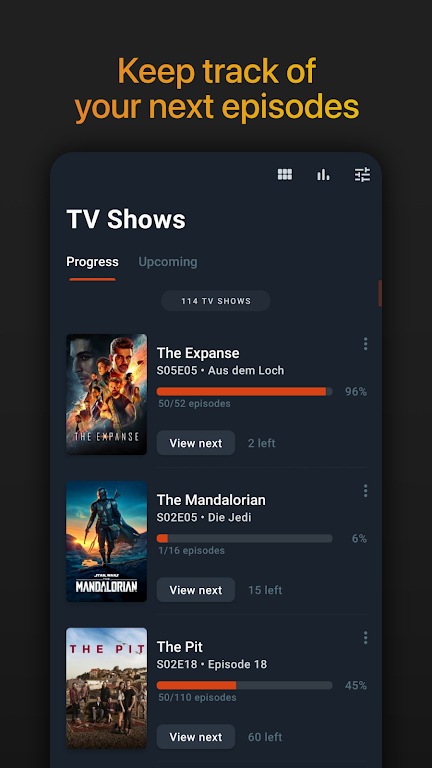 Moviebase: Manage Movies & TV Shows poster 4