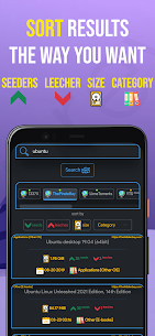 TorrHunt Pro – Torrent search engine & Magnet Mod Apk v1.0.3 (Paid) 3
