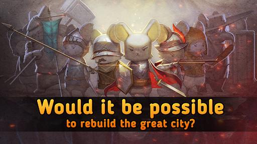 Ratropolis : CARD DEFENSE GAME apkdebit screenshots 4