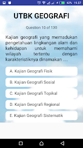 UTBK Geografi SMA For Pc | How To Download For Free(Windows And Mac) 2