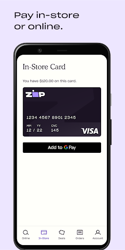 Zip previously Quadpay. Buy now, pay later in four android2mod screenshots 4