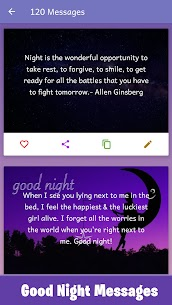 Sweet Good Night Messages & Good Night Quotes 2