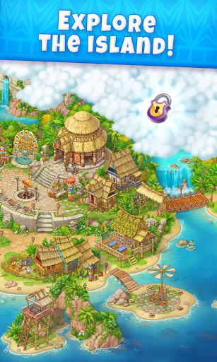 Vegamix Match 3: Adventure quest game screenshots 2