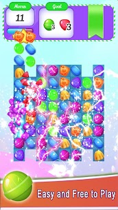 Candy Match New Hack for iOS and Android 4