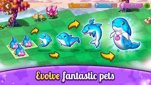 Fantastic Pets : Wonder Merge Magic Game u2728  screenshots 17