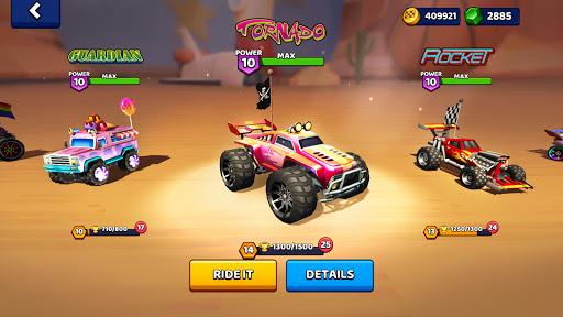 Nitro Jump Racing apkmr screenshots 3