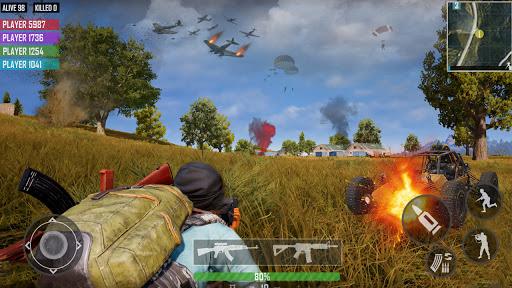 fps shooting games : commando offline gun games android2mod screenshots 3