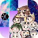 EXO Comeback  Kpop Piano Tiles - Androidアプリ
