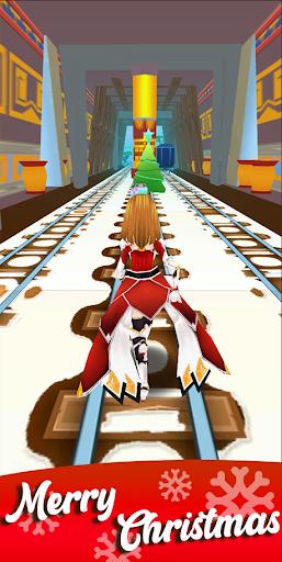 Super Heroes Run: Subway Runner 1.1 screenshots 2
