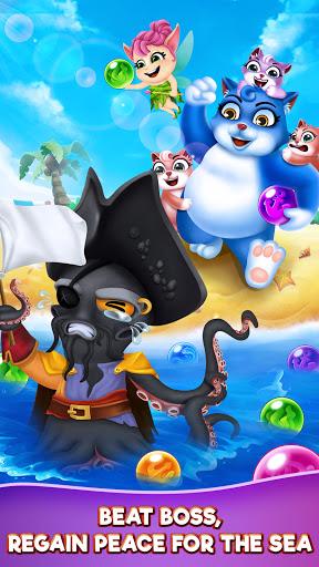 Cat Pop Island: Bubble Shooter Adventure 8.5 screenshots 6