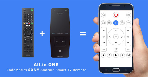 Remote for Sony Bravia TV - Android TV Remote 1.1 Paidproapk.com 1