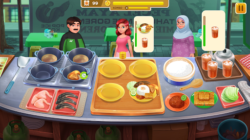 Selera Nusantara : Chef Restaurant Cooking Games apkpoly screenshots 3