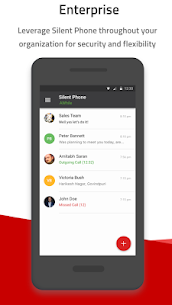 Silent Phone – Secure Calling & Messaging 4