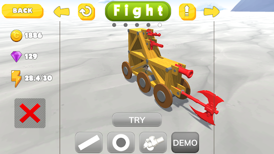 Draw Battle Machines Hack Game Android & iOS 4