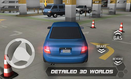 Parking Reloaded 3D Mod (Unlocked) 1