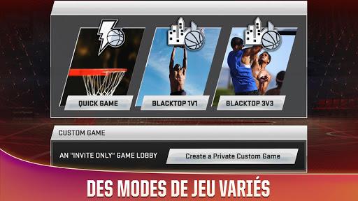 NBA 2K20 APK MOD (Astuce) screenshots 4