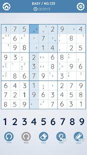 Sudoku : Evolve Your Brain 1.1.30 screenshots 1