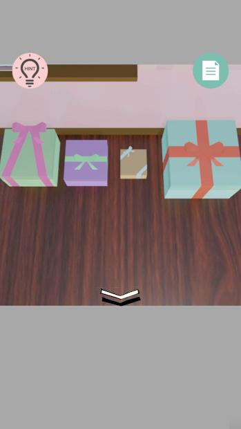 小人の脱出ゲーム バレンタイン screenshot 4
