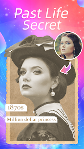 Magic Face:face aging, young camera, fantastic app 5