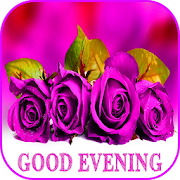 Good evening messages and images Gif