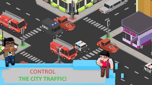 crossroads: traffic light screenshot 3