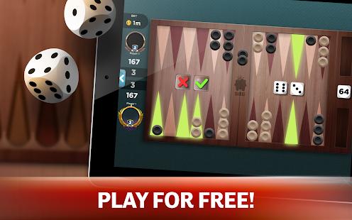 Backgammon - Offline Free Board Games 1.0.1 Screenshots 15