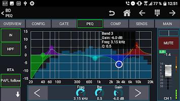 Mixing Station SQ