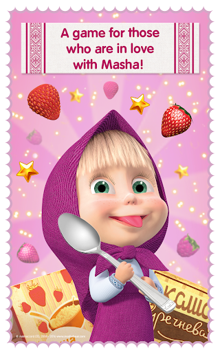 Masha and Bear: Cooking Dash 1.3.8 Screenshots 16