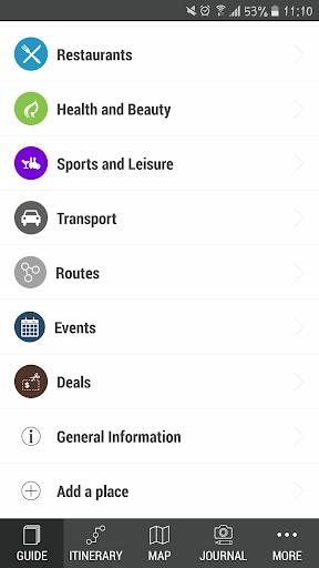 mallorca runaway travel guide screenshot 2