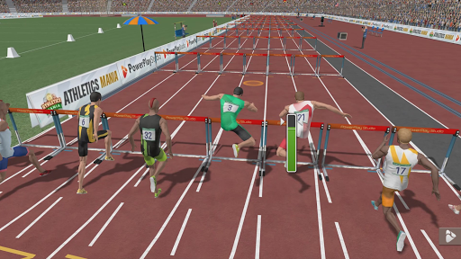 Athletics Mania: Track & Field Summer Sports Game  screenshots 1