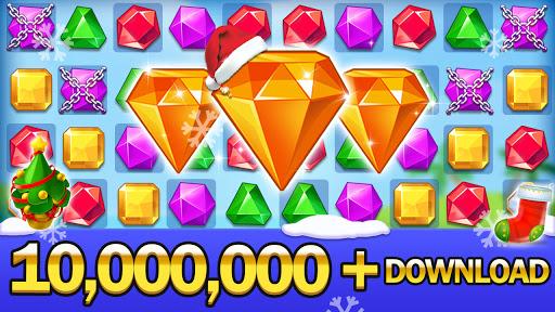 Jewel Crushu2122 - Jewels & Gems Match 3 Legend Apkfinish screenshots 5