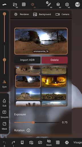 Nomad Sculpt 1.40 Screenshots 4