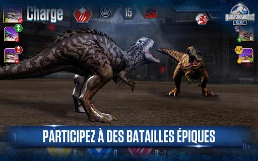 Télécharger Jurassic World™: le jeu APK MOD (Astuce) screenshots 1