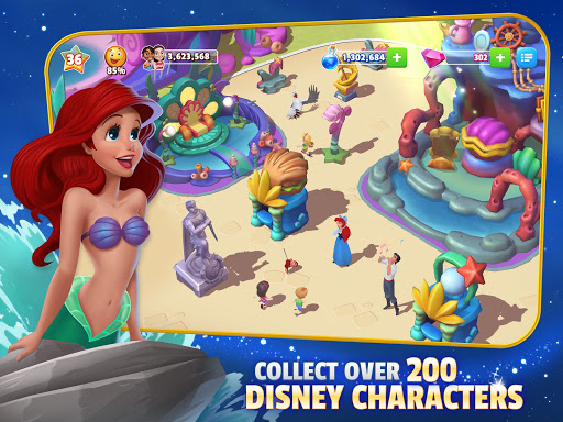 Disney Magic Kingdoms: Build Your Own Magical Park Apkfinish screenshots 8