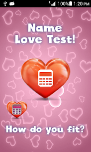 Name Love Test  For Pc – (Free Download On Windows 7/8/10/mac) 1