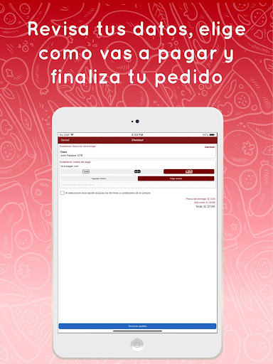 Pizza Raul Delivery 3.0.9 Screenshots 13