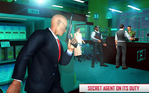 Secret Agent Spy Game: Hotel Assassination Mission apkpoly screenshots 7