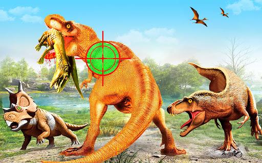Jurassic Dinosaur Hunting Simulator: Hunting Game  screenshots 3