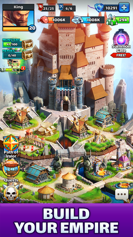 Empires & Puzzles: Match-3 RPG poster 7
