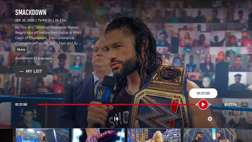 WWE 4.42.37 Screenshots 3