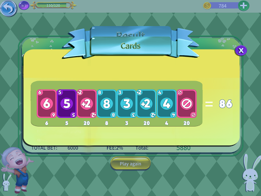 Crazy Color Cards screenshots 8